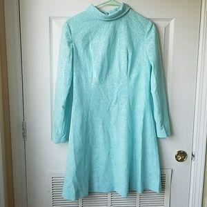 Vintage 1960s Lace Dress